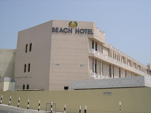 Шарджа - Отель Beach Sharjah