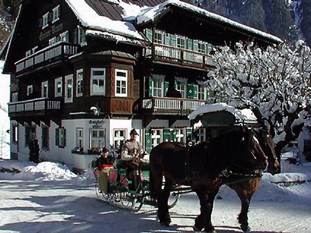Австрия / Бад Гастайн / Salzburger Hof