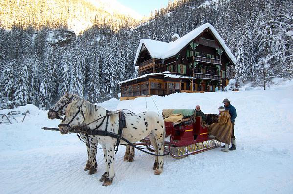 Австрия / Бад Гастайн / Salzburger Hof - фото luxe.ru