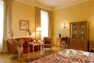 Австрия - Баден - Отель Grand Hotel - фото Sauerhofreserve.istaygreen.org
