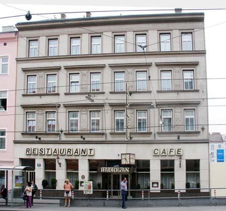 Вена - Отель Hadrigan - фото
