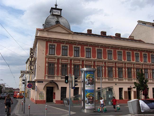 Вена - Отель Kolbeck