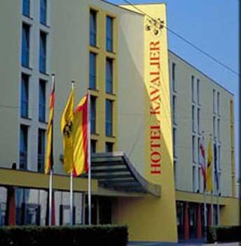 Вена - Отель Kavalier