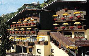 Австрия - Отель Sonnalp - фото