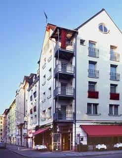 Мюнхен - Отель PRINZ
