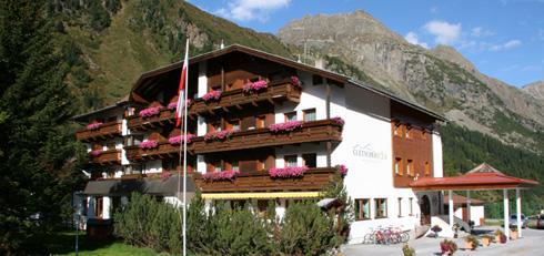 Зельден - Отель Gletscherblick - фото