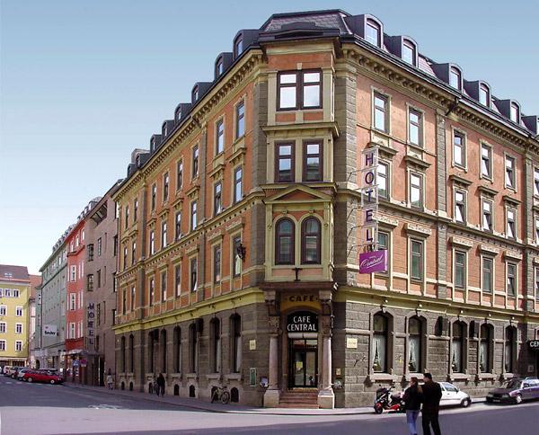 Инсбрук - Отель Central - фото