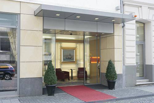 Кельн - Отель Flandrischer Hof
