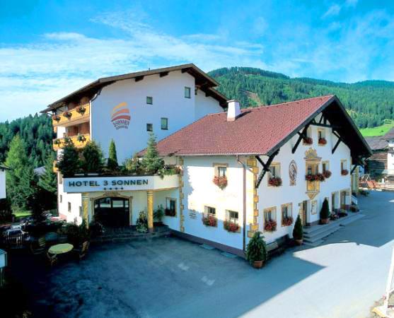 Серфаус - Отель 3 Sonnen - фото