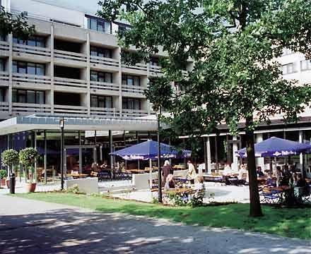Кельн - Отель Queens