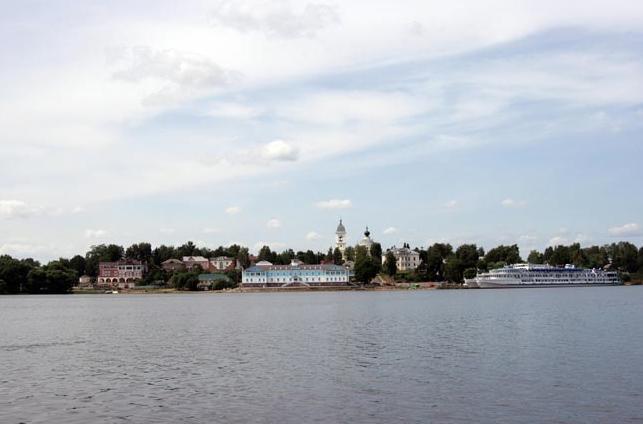 Города Золотого кольца - Мышкин