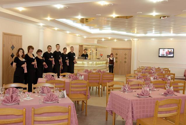 Ресторан отеля Саммит
