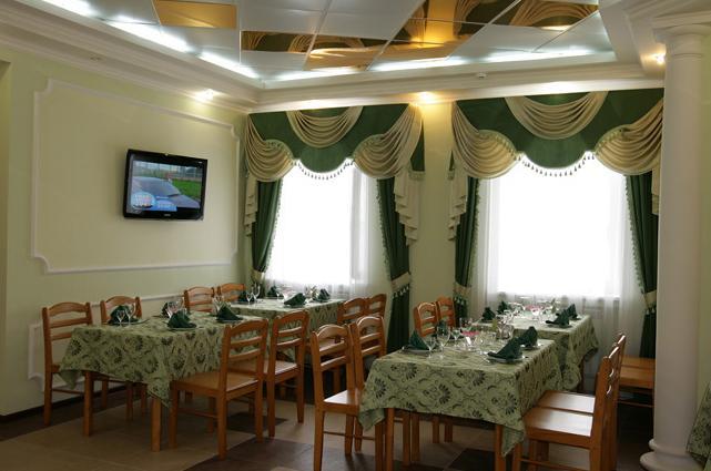 Отель Саммит - ресторан