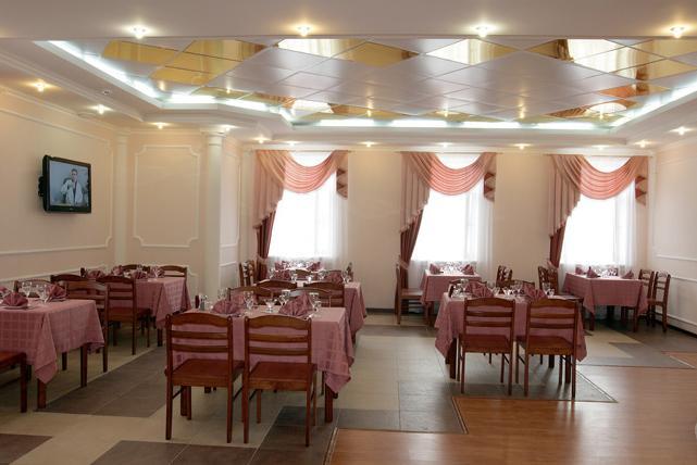 Саммит - один из ресторанов