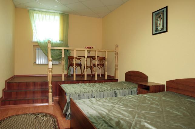 Семейный номер отеля Саммит