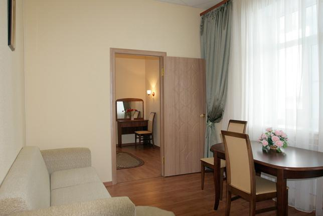 Номера отеля Саммит в Мышкине