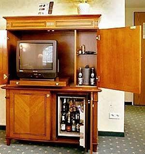 Гамбург - Отель HAMBURG MARRIOTT HOTEL
