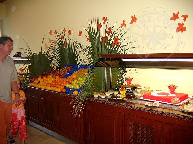 Питание в отеле Joy Park Kimeros club HV-1