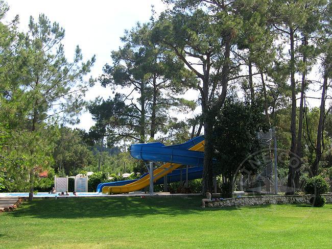 Joy Park Kimeros club HV-1 - водные горки