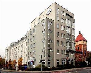 Дрезден - Отель Achat