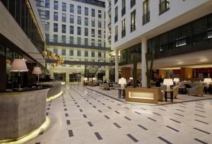 Дюссельдорф - Отель INTERCONTINENTAL DUSSELDORF