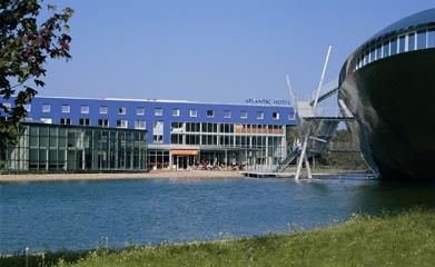 Бремен - Отель Atlantic Hotel Airport
