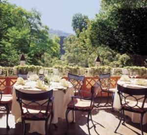 Штутгарт - Отель Am Schlossgarten
