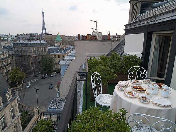 Париж - Отель SAN REGIS