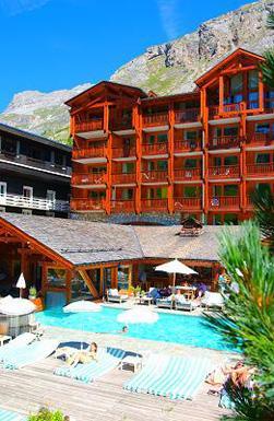Отели Валь д-Изер - Отель Le Blizzard