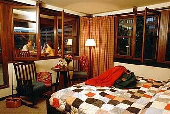 Отели недалеко от Диснейлэнда - Отель SEQUOIA LODGE