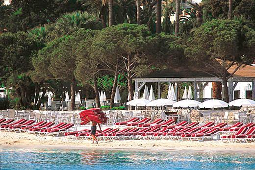 Отели в Жуан ле Пэн - Отель Juana - отель Жуана