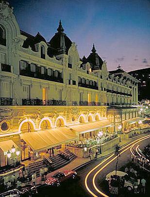 Отели в Монте-Карло - Отель De Paris