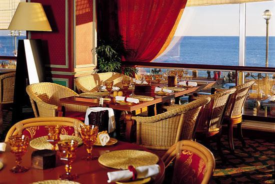 Ницца - Отель Le Meridien Nice