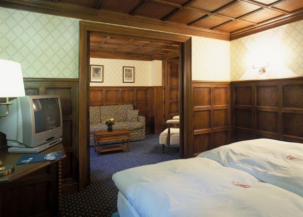 Шамони - отели - Отель Grand Hotel des Alpes