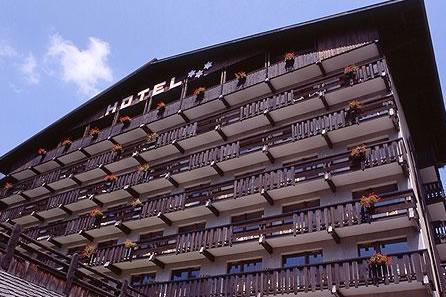 Отели в Шамони - Отель LE PRIEURE