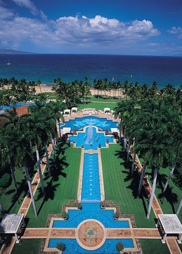 Отель Grand Wailea Resort, Hotel & Spa