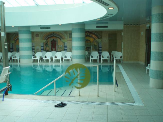 Отель OASIS DEAD SEA - отели Мертвого моря