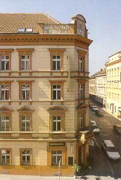 Прага Отель U Tri Korunek - фото