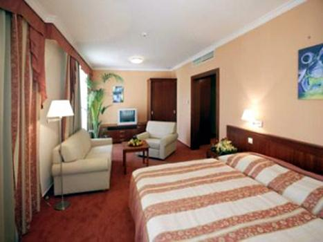 Марианские Лазне Отель OLYMPIA