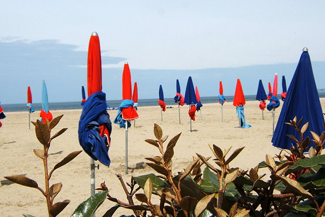 Довиль - Deauville - Нормандия - курорт