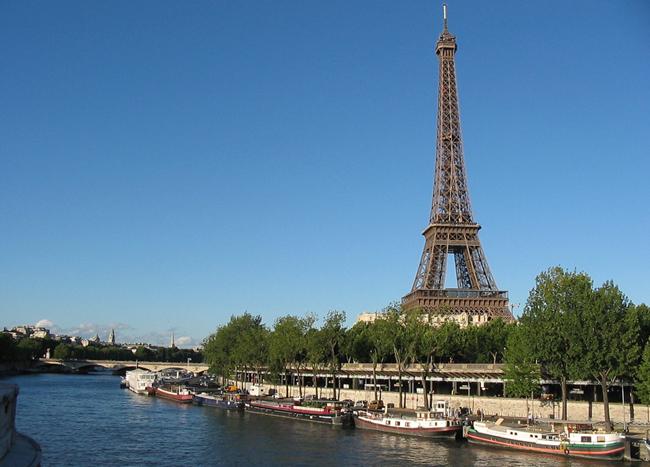 Париж - столица Франции, фото