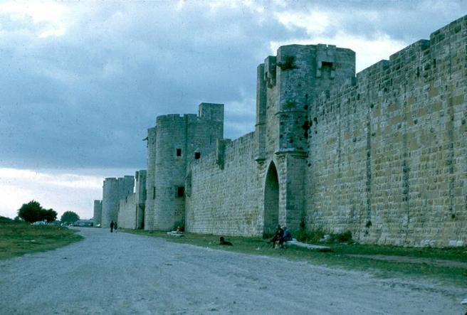 Chateau de Aigues Mortes - Крепость Эг-Морт, фото