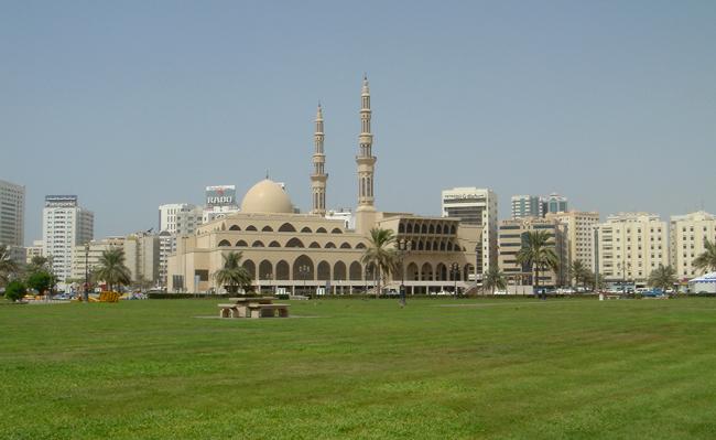 Шарджа - эмират Объединенных Арабских Эмиратов