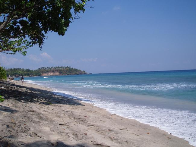 Фото острова Ломбок, пляжи