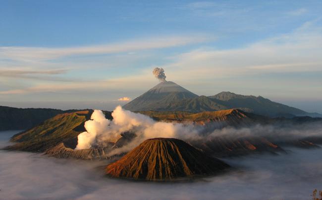 Индонезия - остров Ява, фото