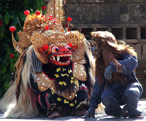 Традиционные костюмы, танцы