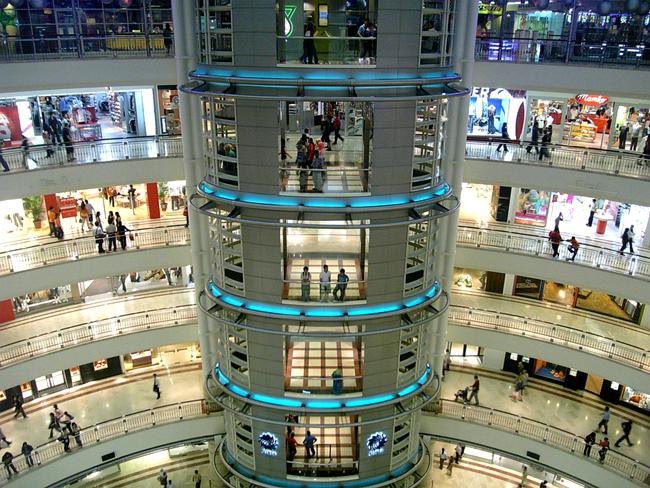 Куала-Лумпур - город - Малайзия -фото
