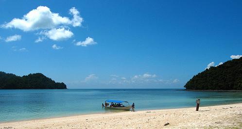 Малайзия - Лангкави - пляжи