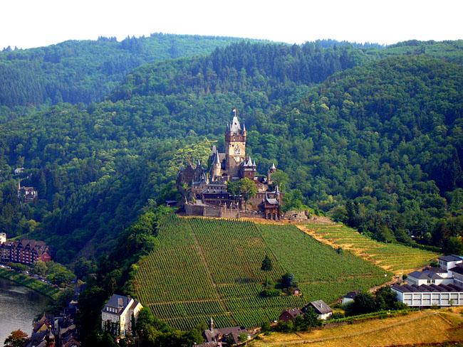 Германия - замки - фотографии