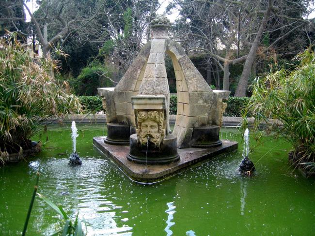 Сады Святого Антона - Мальта